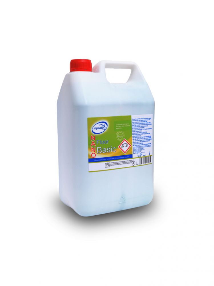 INPOSAN floor NANO BASIC magnolie - 5 l