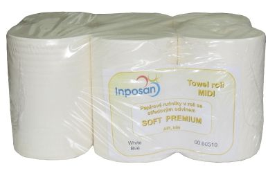 INPOSAN Towel Roll Soft Premium MIDI
